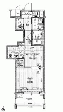 マンション(建物一部)-名古屋市西区菊井2丁目 間取り