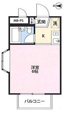 マンション(建物一部)-横浜市旭区本村町 間取り