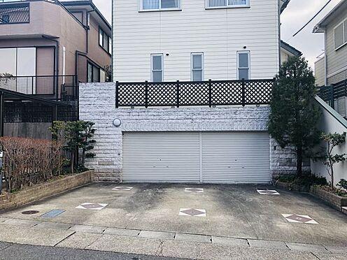 中古一戸建て-名古屋市名東区極楽2丁目 ガレージ付きで計5台駐車可能です!