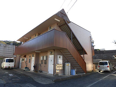 アパート-久留米市山川町 外観