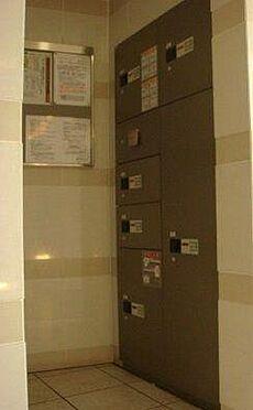 マンション(建物一部)-堺市堺区住吉橋町2丁 お出かけの際に便利な宅配ボックス