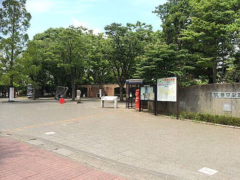 土地-桶川市大字下日出谷 駅西口公園(1564m)