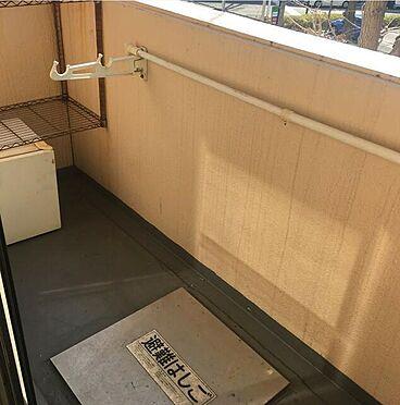 マンション(建物一部)-横浜市南区高砂町1丁目 バルコニー