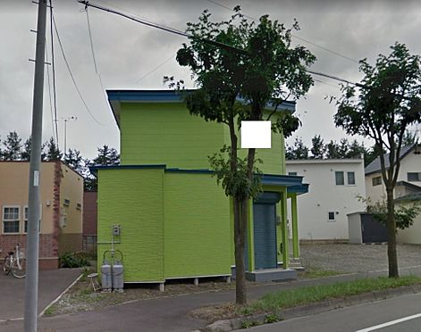 住宅付店舗(建物全部)-帯広市西十八条南1丁目 外観