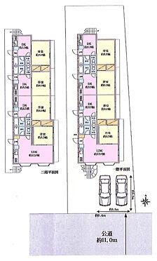 アパート-世田谷区赤堤3丁目 間取図