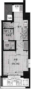 マンション(建物一部)-神戸市兵庫区下沢通8丁目 間取り