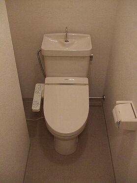 マンション(建物一部)-茅ヶ崎市新栄町 トイレ