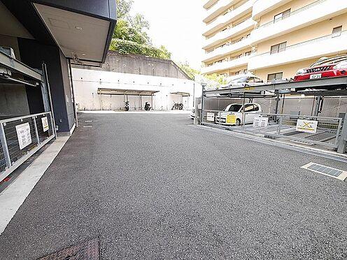 マンション(建物一部)-神戸市北区松が枝町1丁目 駐車場もあるので、駅やスーパー等移動が楽々。