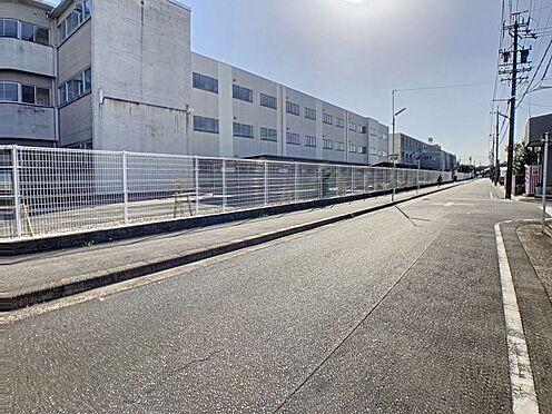 戸建賃貸-名古屋市南区星宮町 前面道路6.4m以上!毎日の駐車もスムーズにできます。