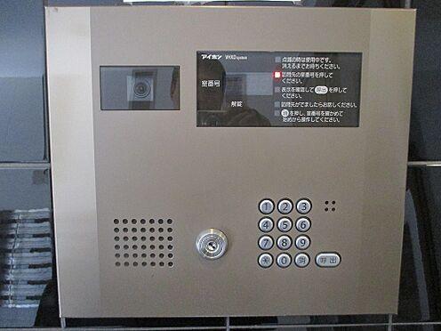 マンション(建物一部)-福岡市東区箱崎2丁目 安心のテレビモニター付きドアホン