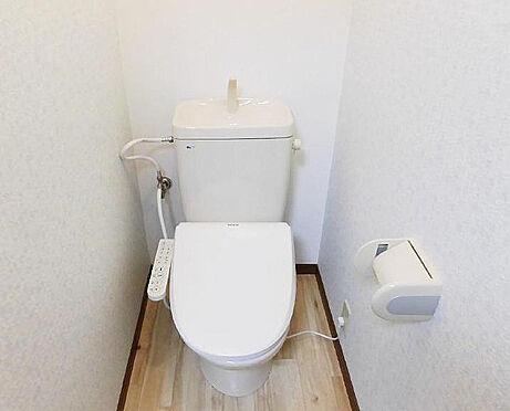 アパート-秋田市桜3丁目 トイレ