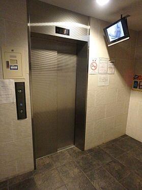 マンション(建物一部)-大阪市天王寺区四天王寺1丁目 防犯性に配慮されたエレベーター