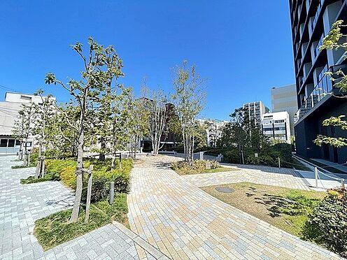 区分マンション-大阪市北区本庄西1丁目 公開空地