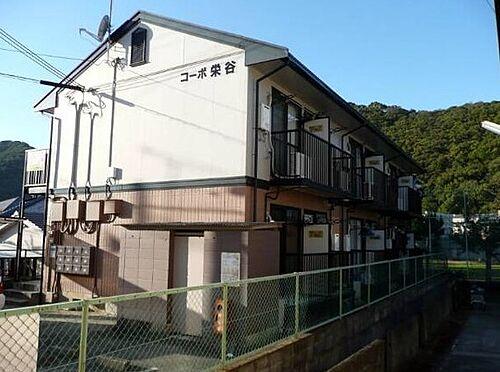 アパート-和歌山市栄谷 外観