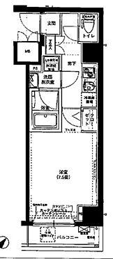 中古マンション-墨田区向島3丁目 間取り