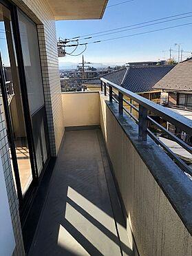 マンション(建物一部)-横浜市青葉区新石川4丁目 バルコニー