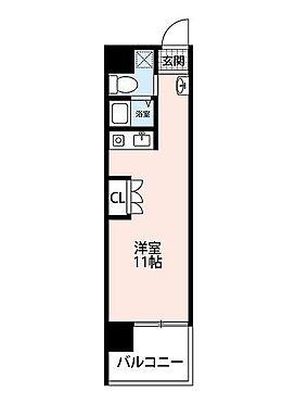 マンション(建物一部)-大阪市港区夕凪1丁目 間取り