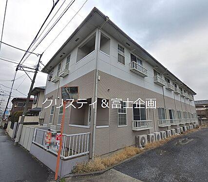 アパート-小金井市中町 外観
