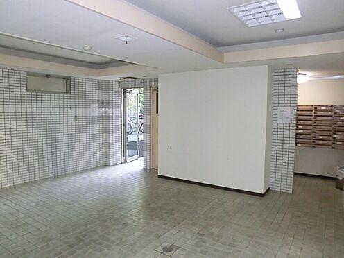 マンション(建物一部)-足立区島根3丁目 エントランスです。