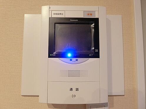 中古マンション-目黒区上目黒2丁目 テレビモニター付きオートロックシステム