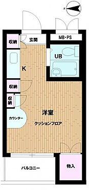 中古マンション-世田谷区赤堤4丁目 間取り
