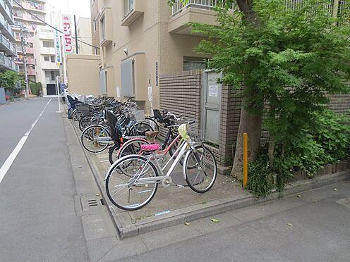中古マンション-中央区日本橋中洲 自転車置き場
