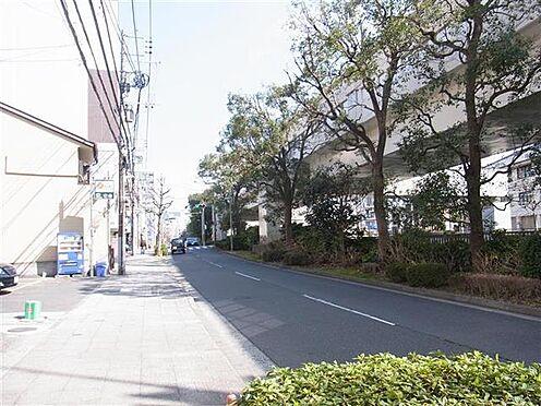 マンション(建物一部)-横浜市南区万世町1丁目 現地前面道路の様子