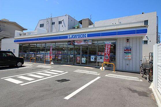 中古マンション-横須賀市久里浜5丁目 夫婦橋交差点の向こうにあるローソンまで徒歩2分