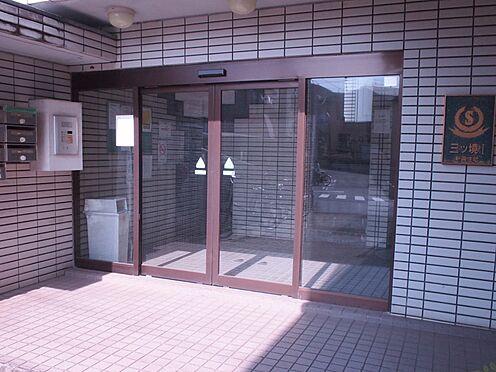 中古マンション-横浜市瀬谷区三ツ境 マンションエントランス