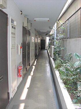 マンション(建物一部)-豊島区上池袋3丁目 廊下