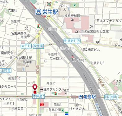 区分マンション-名古屋市中村区佐古前町 その他