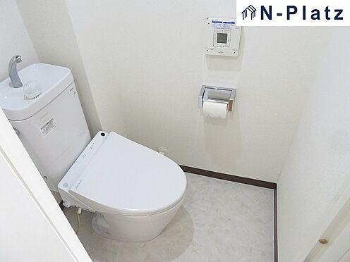 区分マンション-神戸市長田区高取山町2丁目 トイレ