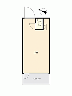 マンション(建物一部)-千代田区神田東紺屋町 間取り