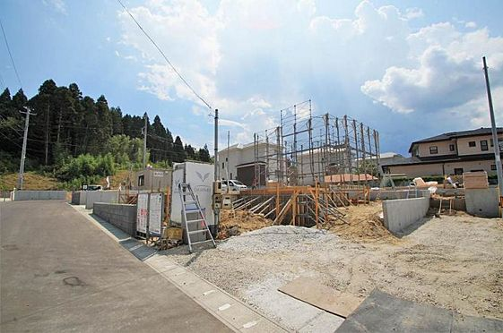 新築一戸建て-富谷市富谷湯船沢 外観