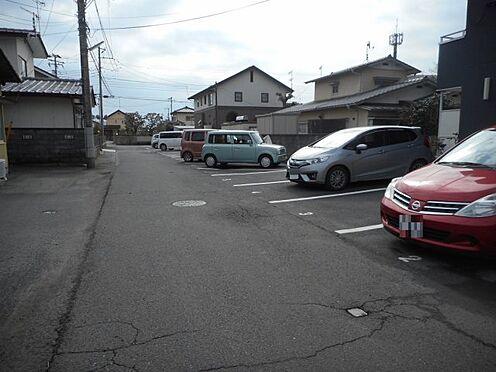 アパート-水戸市千波町 外観パース