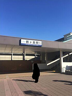 土地-川越市大字下広谷 鶴ヶ島駅(2384m)