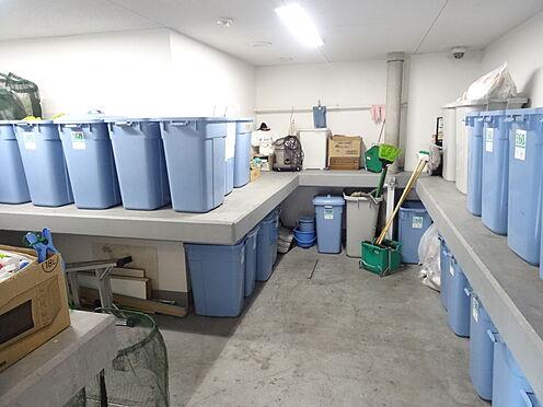 中古マンション-北区滝野川7丁目 清掃が行き届いているゴミ置き場