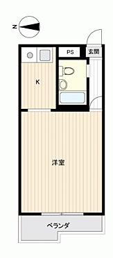 マンション(建物一部)-高松市藤塚町2丁目 間取り