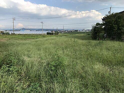 土地-豊田市中町橘畠 名鉄三河線「竹村」駅まで徒歩約15分です。車では約3分!