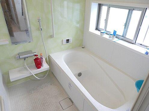 戸建賃貸-足立区大谷田1丁目 浴室(追い焚き機能付き)