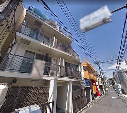 マンション(建物全部)-新宿区西早稲田3丁目 外観