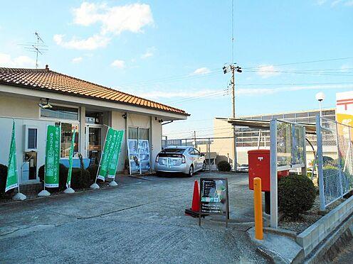 戸建賃貸-岡崎市山綱町字中野 本宿郵便局まで徒歩約8分 (約640m)