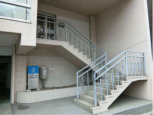 店舗事務所(建物一部)-杉並区阿佐谷南3丁目 専用階段