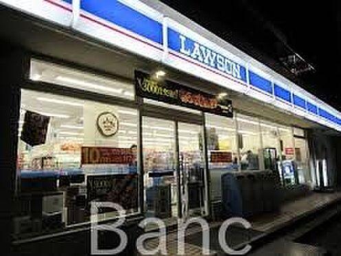 中古マンション-江戸川区北葛西4丁目 ローソン北葛西4丁目店 徒歩3分。 220m