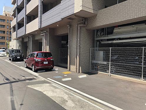 マンション(建物一部)-松山市宮田町 駐車場になります。