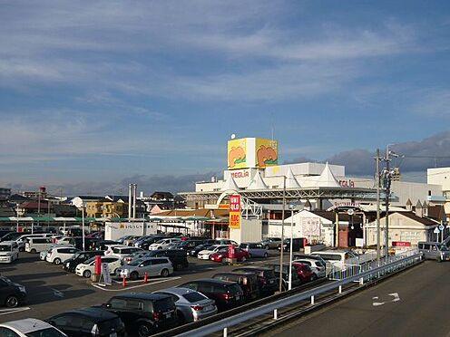 土地-豊田市山之手9丁目 メグリア本店まで徒歩約3分(約180m)