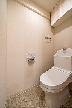 中古マンション-港区南青山4丁目 ウォシュレット一体型トイレ