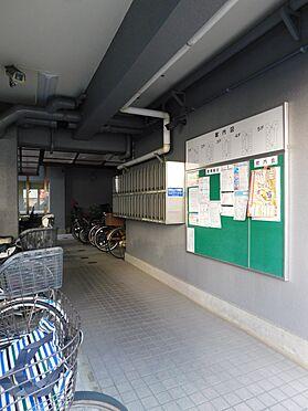区分マンション-目黒区目黒本町2丁目 共用自転車駐輪スペース