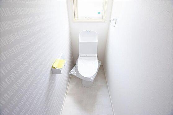 新築一戸建て-仙台市泉区旭丘堤2丁目 トイレ