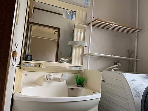 中古一戸建て-名古屋市西区南川町 大きな鏡で朝の支度がはかどります
